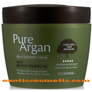 PURE ARGAN REAL FACIAL CLEANSING CREAM