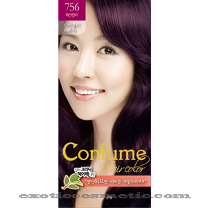 CONFUME HAIR COLOR 756 NIAOULI WINE