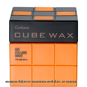 CONFUME CUBE HAIR WAX AIR VOLUME WAVE